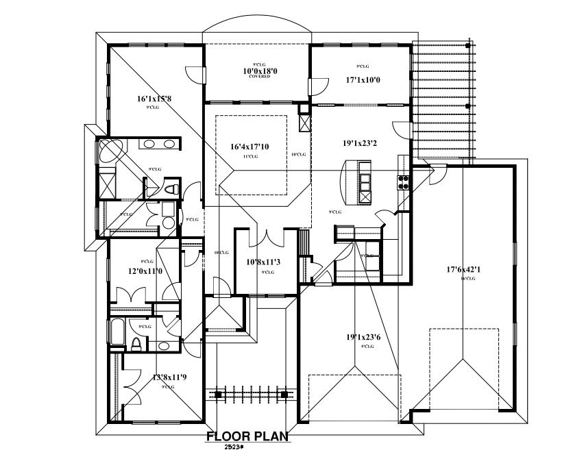 ... Floor Plan Builder Cotner Building Company Fitch Company ...